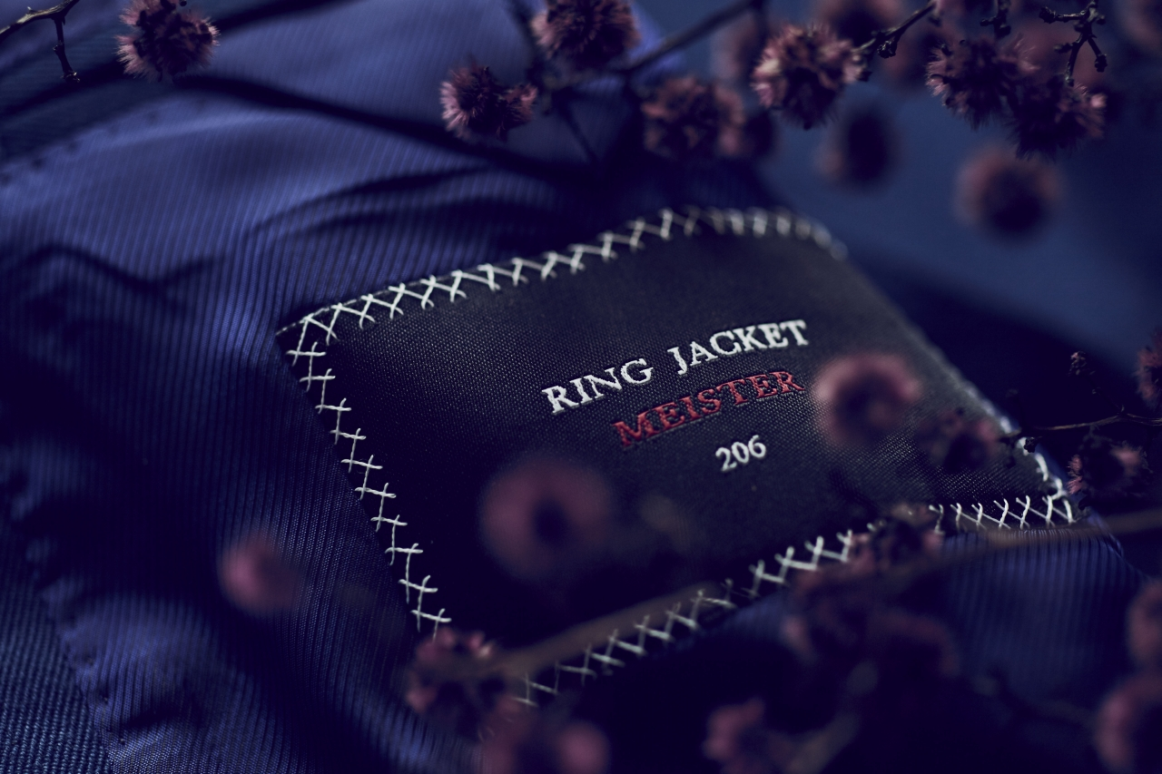 RING JACKET MEISTER 206